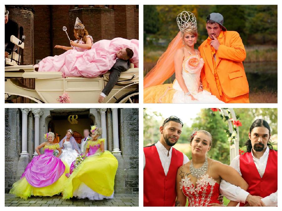 Il Mio Matrimonio Gipsy : Vestito da sposa gipsy larmoric