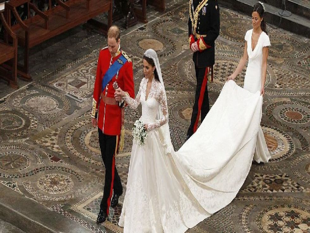 Abito matrimonio Kate Middleton