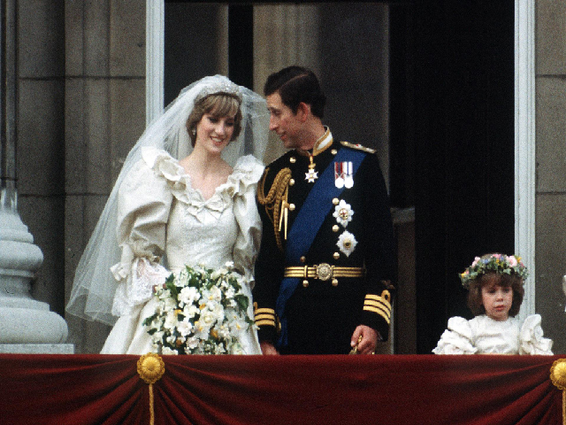 Matrimonio Diana e Carlo